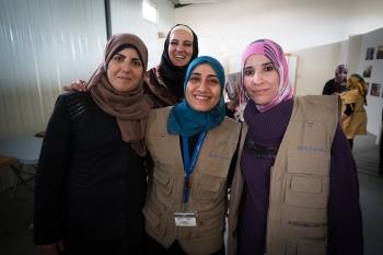 Internationales Serviceprojekt 2018 - 2020 | Eid bi Eid | Jordan-Zaad Al-khair UN Women